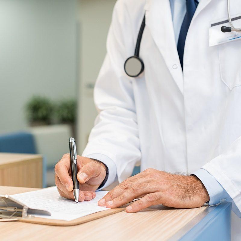 Schulmedizin in unserer Hausarztpraxis in Neukirchen-Vluyn